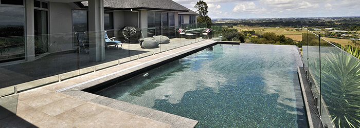 Swimming pools hill design engineering auckland for Pool design auckland