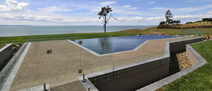 Swimming pools hill design engineering auckland for Pool design engineering